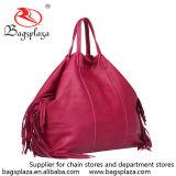 (HD30-106) Borsa della donna del sacchetto del Hobo della frangia della nappa dello stilista grande