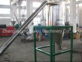 Fabricants de pelletisation par l'eau de refroidissement de plastique à deux étages de stand