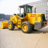 Gegliedertes Tractor Type 3ton Wheel Loader