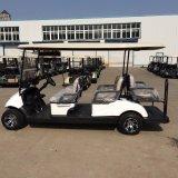 La Cina Made Best Electric Vehicle 6 People Mini Cheap Electric Golf Cart da vendere
