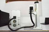 Machine de marquage portable couleur noire Mopa 20W fibre de marquage laser pour téléphone, Pad, LED Bulms IC Jewelry Banque d'alimentation