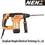 Cuatro Operación de alta calidad Inicio Se utiliza la herramienta eléctrica con cable (NZ30)
