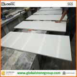 Parte superiore artificiale della pietra del quarzo per vanità della stanza da bagno/materiale da costruzione