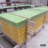 "strati di superficie solidi di marmo artificiali di Corian di spessore di 1/2 """