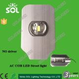 Günstige Preis 30W 40W 50W IP68 Kein Fahrer AC COB LED-Straßenleuchte