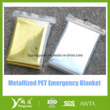 Emergency médico Blanket para First Aid Use