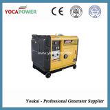 Малошумный звукоизоляционный тепловозный генератор 5.5kw