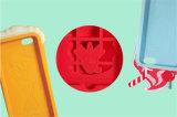 крышка чашки питья бутылки пива омара шаржа силикона 3D в случай мобильного телефона (XSF-070)