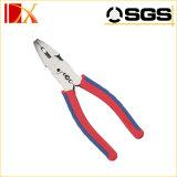 Американский тип комбинация/раскосное вырезывание/длиной обнюхивает плоскогубцы с ручкой 2 цветов