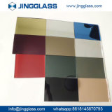 Preço da fábrica chinês de isolamento Tempered matizado colorido por atacado de vidro laminado barato