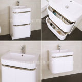 목욕탕 Furniture MDF Vanity Storage Basin Floor - 거치된 Unit