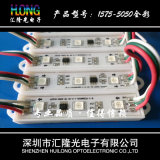 Wasserdichte SMD5050 LED Baugruppe DC12V 0.72W der Qualitäts-