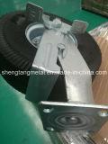 Rodízios direcionais de 10 polegadas com pneumática