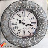 Round Home Decoration Relógio de parede French Rustic