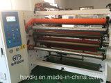 Máquina de corte de papel do rebobinamento da fita Hjy-Fq01 adesiva