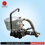 강철 결박 (KZ-32/25/19)를 위한 고전압 압축 공기를 넣은 견장을 다는 기계