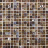 Vetro caldo di vendita e mosaico di marmo delle mattonelle della pietra
