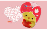 Gel Mouse Pad con Small Chick