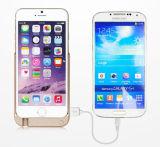 2016 para iPhone6/6s/6s más la batería sin hilos de la potencia del cargador del nuevo diseño