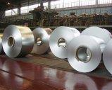 Bobina de acero galvanizado / hoja / Franja de zinc de acero con recubrimiento de Fabricación