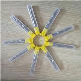 Carbide 2 van het wolfram de Spiraalvormige Boor van de Stap van Fluiten voor de Verwerking van het Aluminium