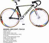 Bicicleta fija del engranaje de la bici muscular de Fixe de la aleación