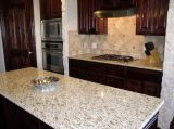 Natürliche Stein-Poliergranit-Großhandelsplatte-dekorativer weißer Granit-Preis