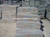 Honed Quartz Slate Stone para revestimento de parede