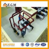 Новые модель здания энергии/конструкция моделей выставки/модели промышленных и мастерской/изготовленный на заказ модели