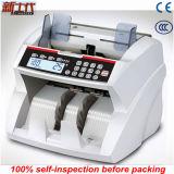 USD/euro argent Bill populaire de tablette comptant la machine avec le détecteur faux de note