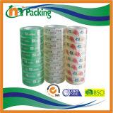 Dispenser를 가진 명백한 Adhesive Packing Tape