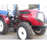 30-75HP Tractor agrícola de roda de uso agrícola com carregador