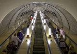 Escalator sûr économiseur d'énergie de centre commercial