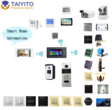 Het Systeem van Zigbee Smarthome van Tyt voor de Intelligente Systemen van het Huis