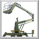 We07, 09, 12, 14, 17, 21-Hoa Slewing Drive für Aerial Working Platform