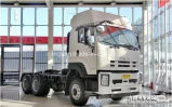De Vrachtwagen van de Tractor van Isuzu 6X4