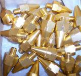 알루미늄은 기계로 가공된 정밀도 부속 Ringjet CNC를 양극 처리했다
