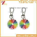 PVC Keychain de coutume de prix usine pour le cadeau (YB-LY-K-02)