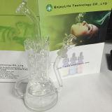 710 nieuwst kom de Waterpijp van het Glas van het Ei van Fab van de Recycleermachine van de Pijp van het Glas