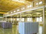 Стальная платформа, шкаф паллета индикации Shelving хранения пакгауза мезонина
