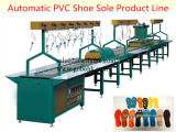 Flüssige Belüftung-Sohle-Einspritzung-Maschinen-China-Fertigung