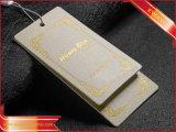 Il marchio dell'OEM ha stampato la modifica di carta di caduta di prezzi dell'indumento