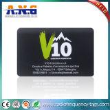 Glatte Chipkarte der Oberflächen-NFC G RFID/6.2 kundenspezifisches RFID kardiert Sicherheit
