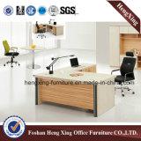(HX-5DE318)熱い販売法L形の木の執行部の机