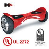 Mini individu de speed-way de mode équilibrant le scooter électrique de 2 roues