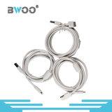 Preiswerter Preis-heißer Verkaufs-Blitz Mikro-USB-Daten-Kabel