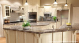 White Polished Granite Countertop per Kitchen/Bathroom (YQC-GC1002)