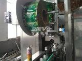Máquina Shrinking Sleeving da etiqueta Carbonated automática cheia do frasco da bebida