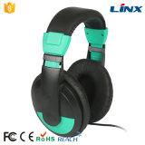 Spitzenqualitätsobenliegend mobiler Stereokopfhörer für grosses Ohr