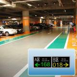 Sistema di guida astuto all'ingrosso di parcheggio della Cina con lo schermo del messaggio del LED
